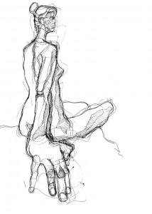 life drawning