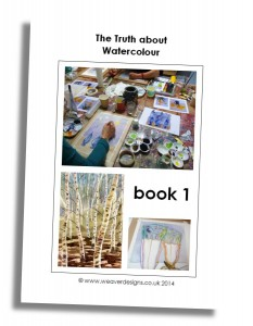 watercolour books