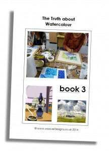 watercolour book 3
