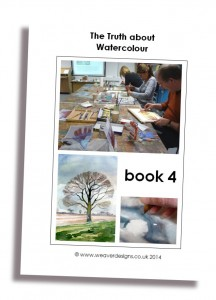 watercolour book 4